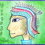Ву-Таама - княгиня Танналара, тётя Найпы. Величавая жесткая и прохладная - но в глубине души добрая