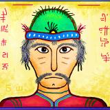 Тес-Нур - военачальник Ву-Таамы, наставник Найпы. Надёжный прямолинейный солдафон.