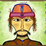 Батташ-Сувай, один из главных военачальников Ву-Таамы. Вассал Тес-Нура. Потомок степняков, варвар. Хитрый и бывалый, но не злой.