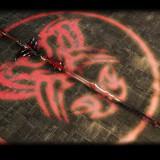 Диа Тан (Чёрная королева) - меч королевы дарканов