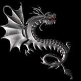 """Кулон """"Серебряный дракон"""" - принадлежит герою по имени Дэнджен"""