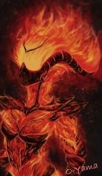 Огненный атронах